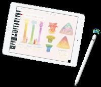Creativity with iPads